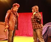 Theater A la Carte Bezopen vechten