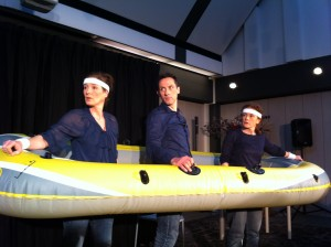 Theater A la Carte Horizon CollegeOpening met een lied