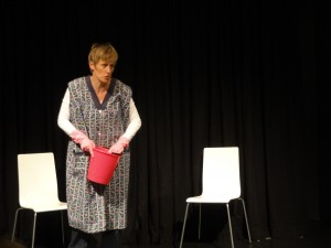 Theater A la Carte Davos school poetsen