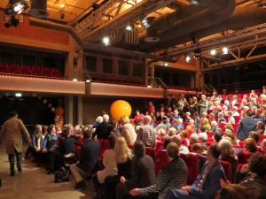Theater A la Carte Sensoor ballon