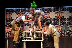 Theater A la Carte Markenheem kerst 2