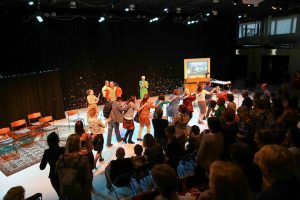 Theater A la Carte Taal doet meer polonaise
