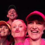 Theater A la Carte Brabantzorg selfie